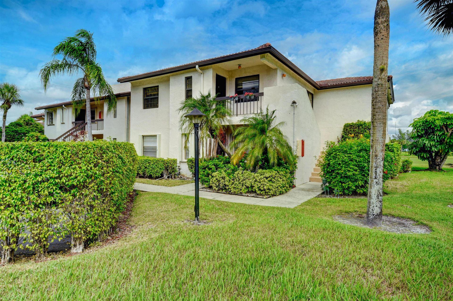 7932 Eastlake Drive #18-H, Boca Raton, FL 33433 - #: RX-10678956