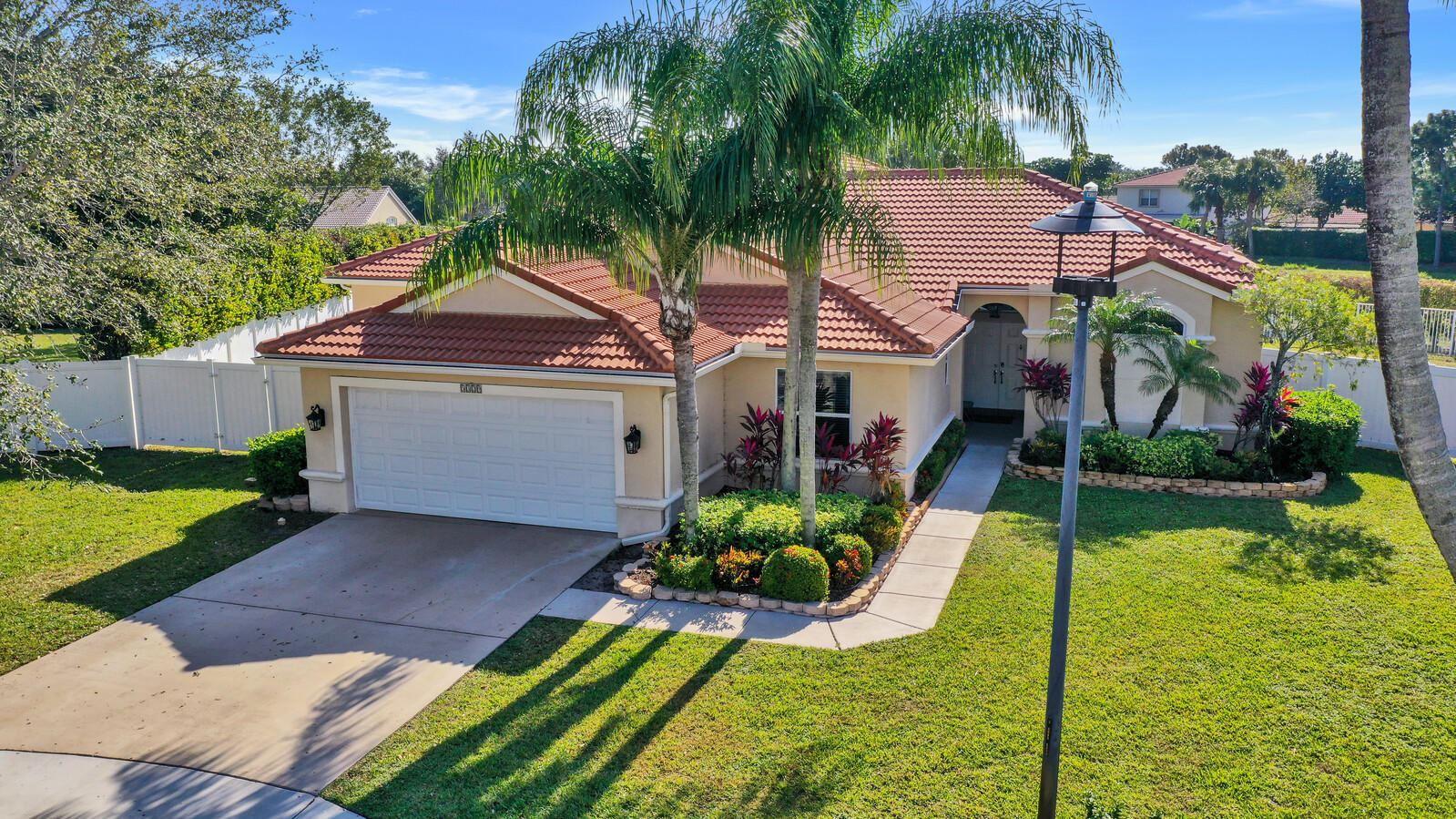5329 Oakmont Village Circle, Lake Worth, FL 33463 - #: RX-10680956