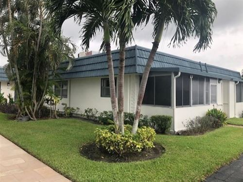 Photo of 90 Waterford #D, Delray Beach, FL 33446 (MLS # RX-10572957)