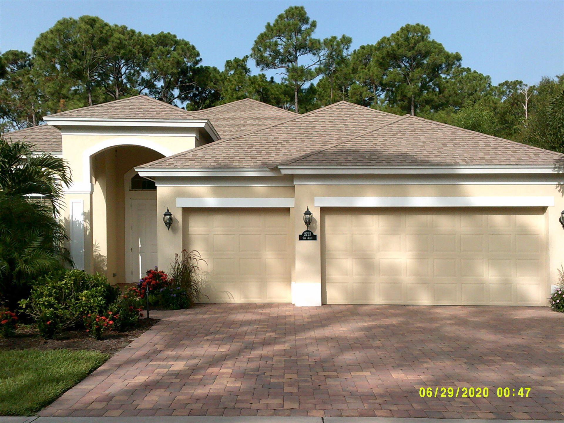2737 Oak Alley Drive, Fort Pierce, FL 34981 - #: RX-10670957