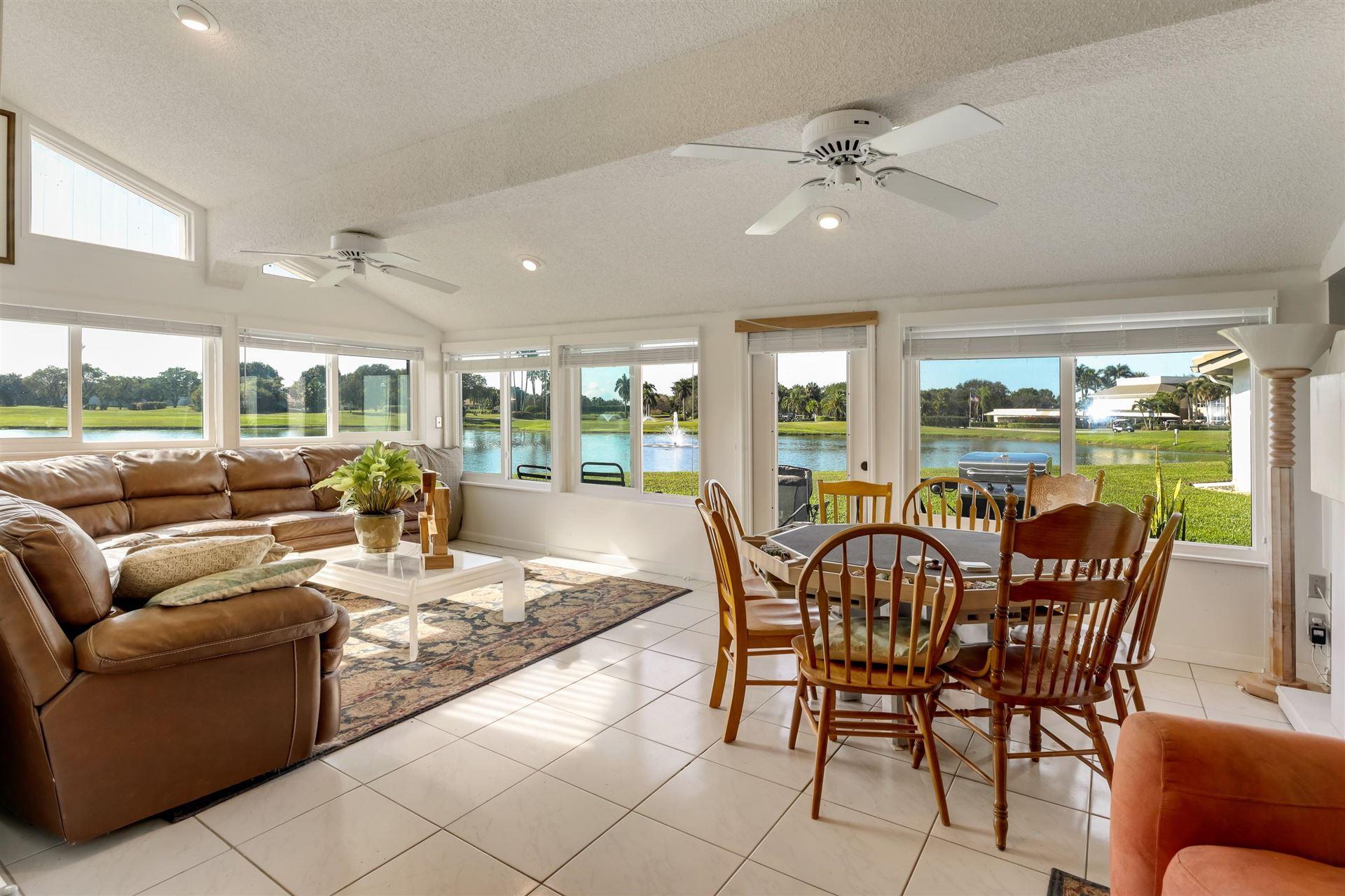 5783 Lakeview Mews Place, Boynton Beach, FL 33437 - #: RX-10678957