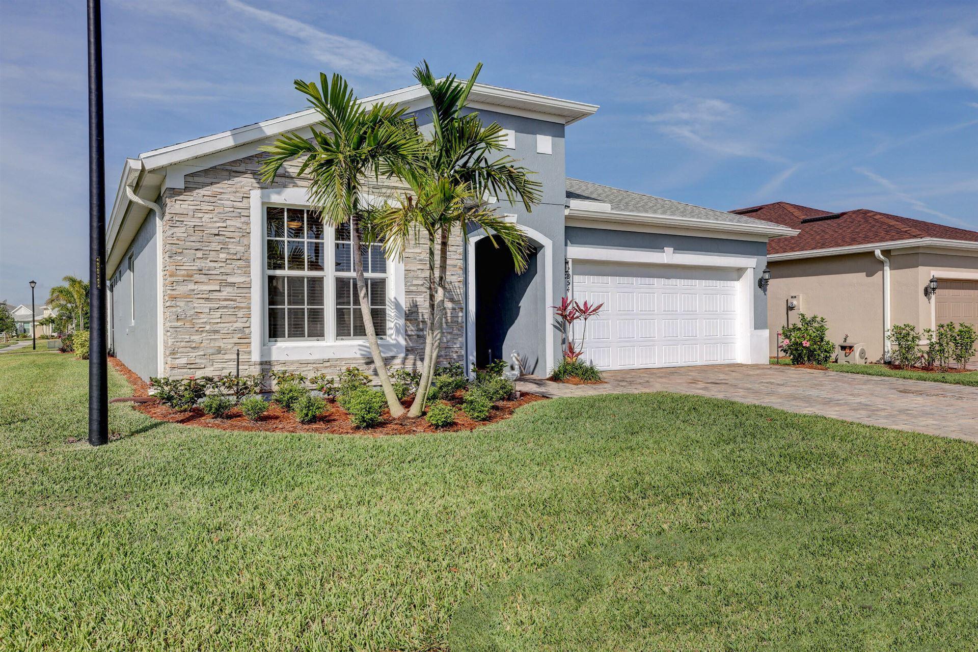12854 SW Gingerline Drive, Port Saint Lucie, FL 34987 - #: RX-10705957
