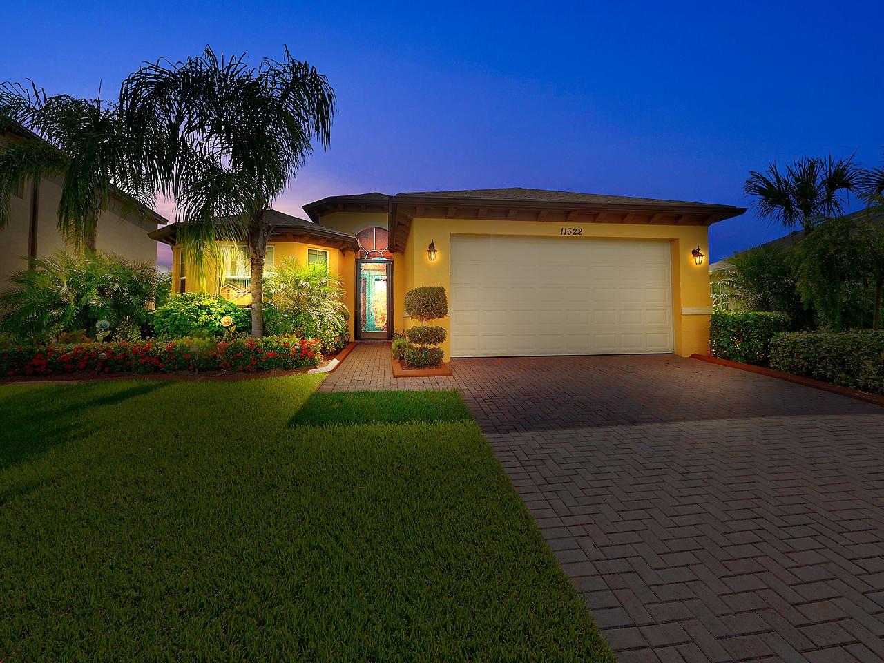 11322 SW Barton Way, Port Saint Lucie, FL 34987 - #: RX-10639958