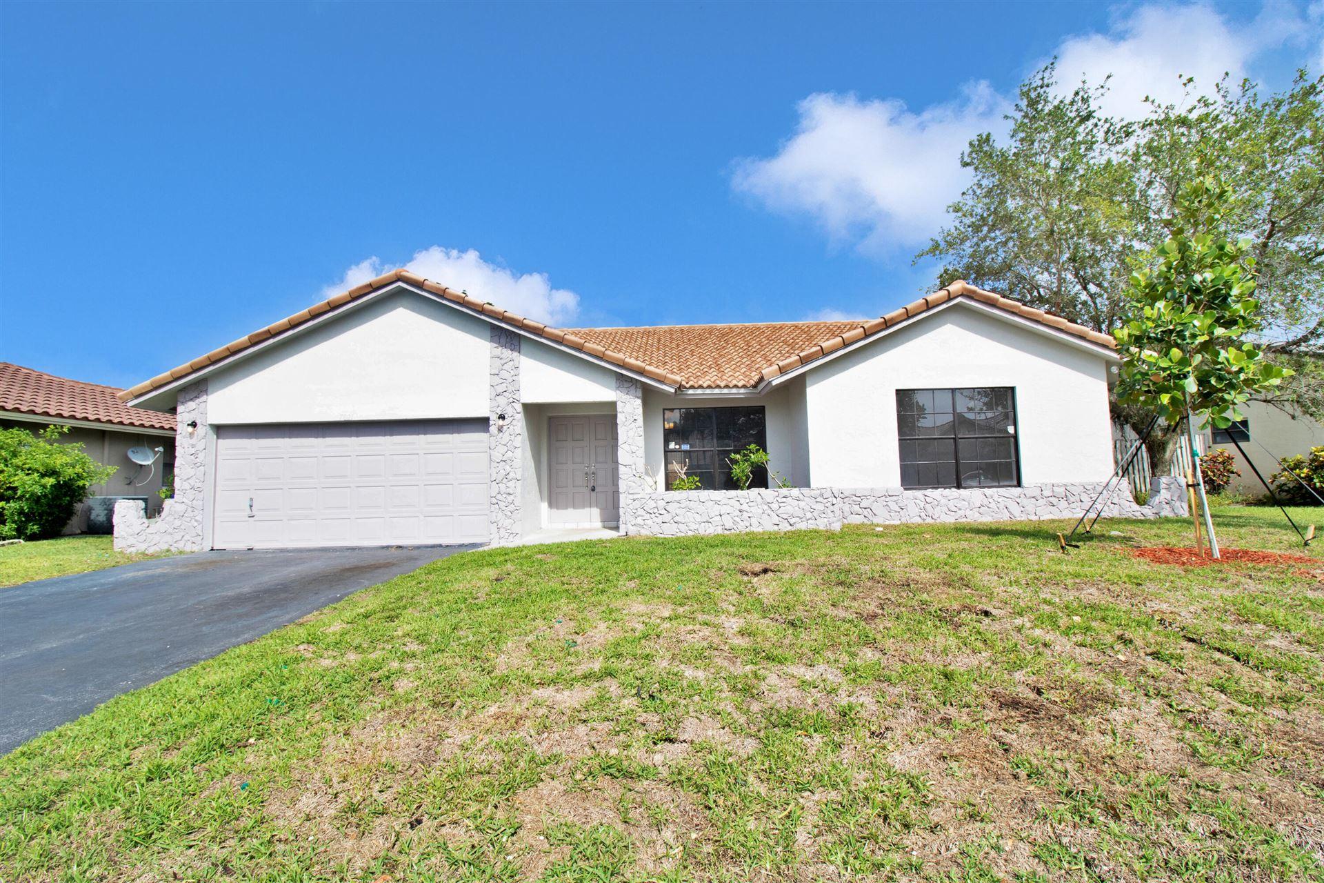 7821 Sunflower Drive, Margate, FL 33063 - #: RX-10722959