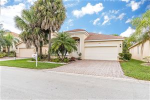 Photo of 7163 Via Leonardo, Lake Worth, FL 33467 (MLS # RX-10505960)