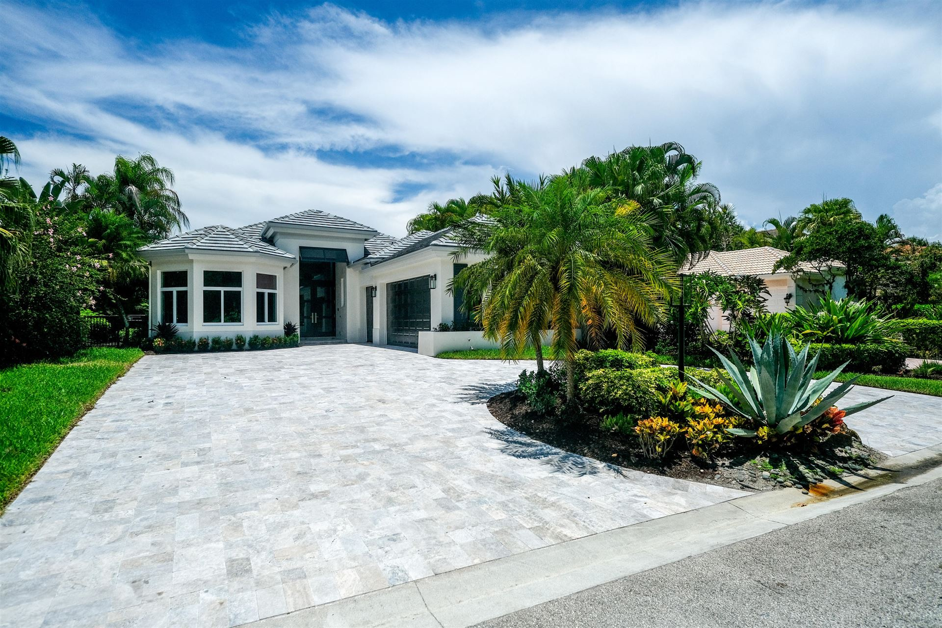 Photo of 3342 Degas Drive W, Palm Beach Gardens, FL 33410 (MLS # RX-10590960)