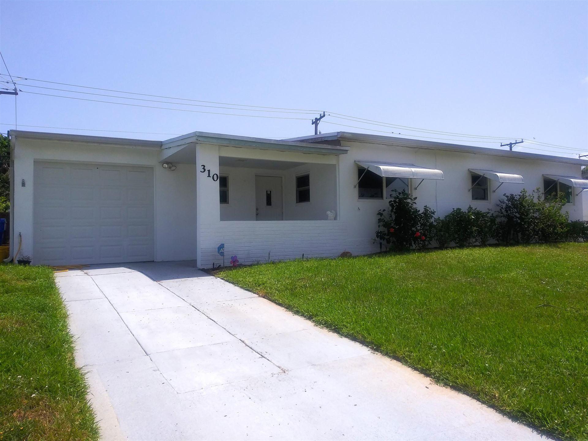 310 S 14th Street, Lantana, FL 33462 - #: RX-10651960