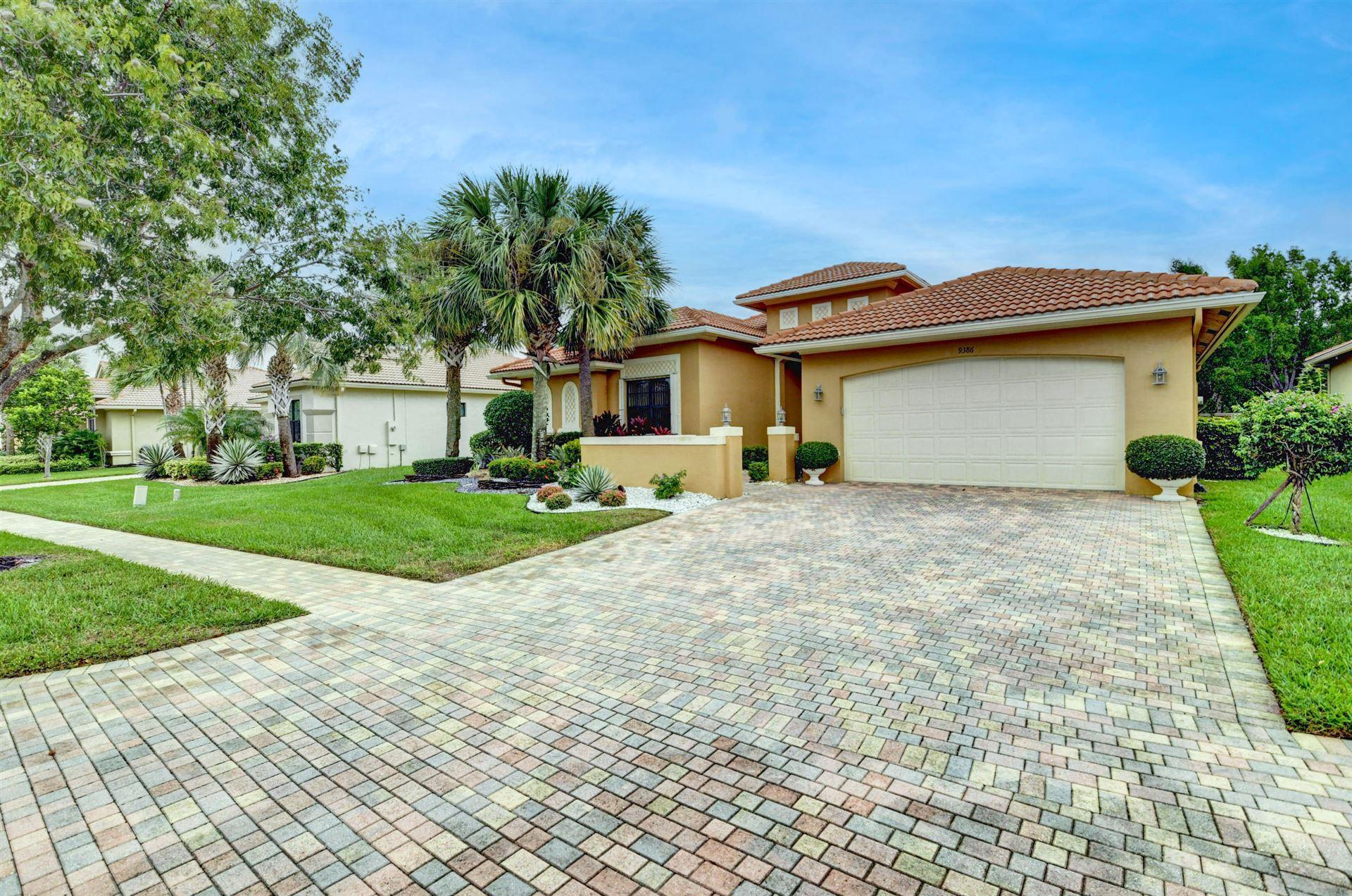 Photo of 9386 Isles Cay Drive, Delray Beach, FL 33446 (MLS # RX-10674960)