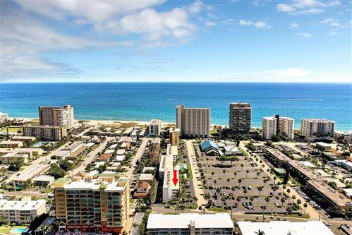 Photo of 3201 NE 8th Street #305, Pompano Beach, FL 33062 (MLS # RX-10693961)