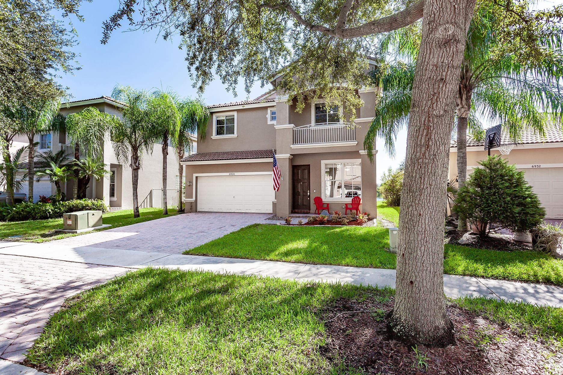 Photo of 6924 Bruce Court, Lake Worth, FL 33463 (MLS # RX-10579961)