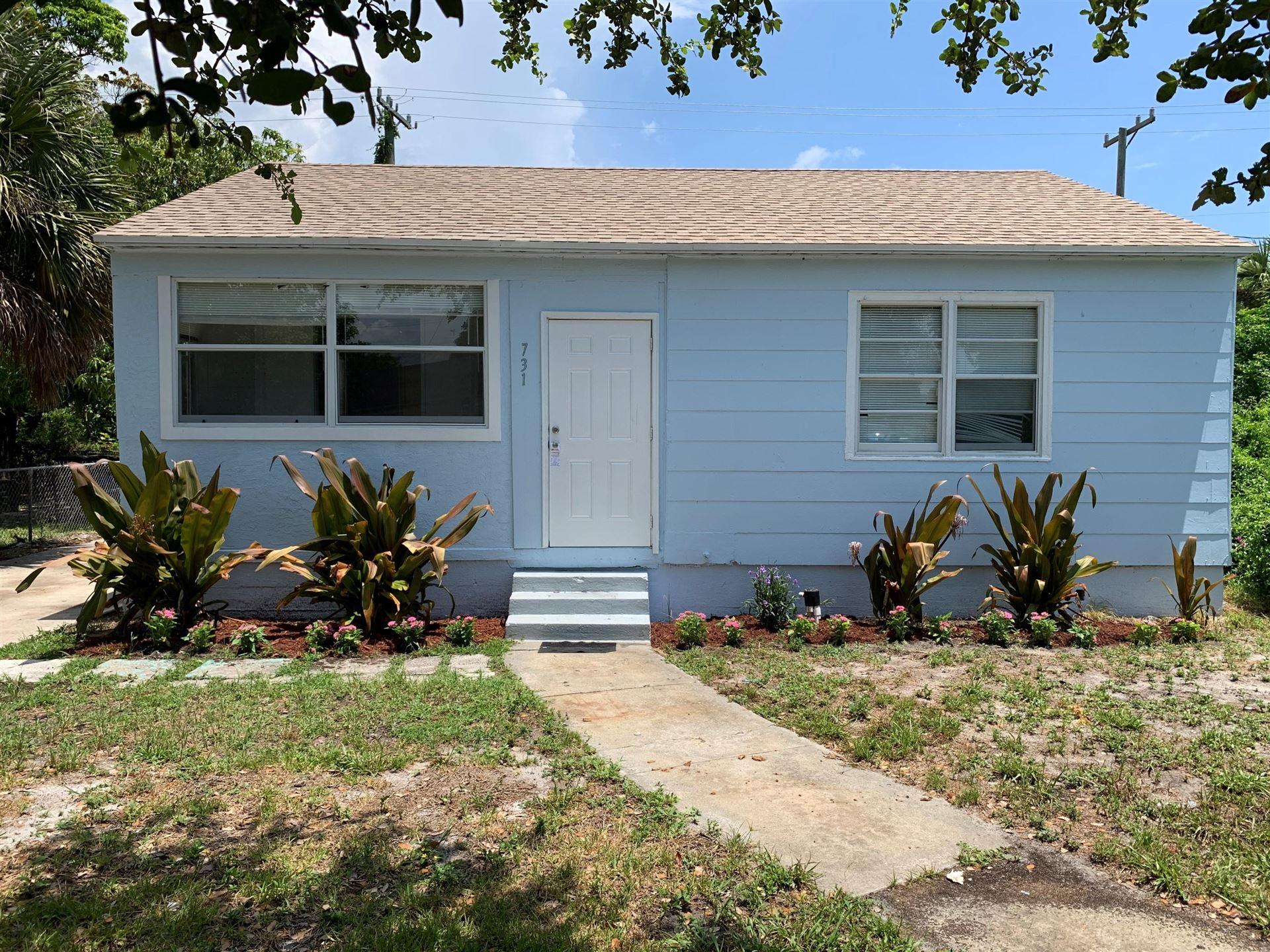 731 50th Street, West Palm Beach, FL 33407 - #: RX-10636961