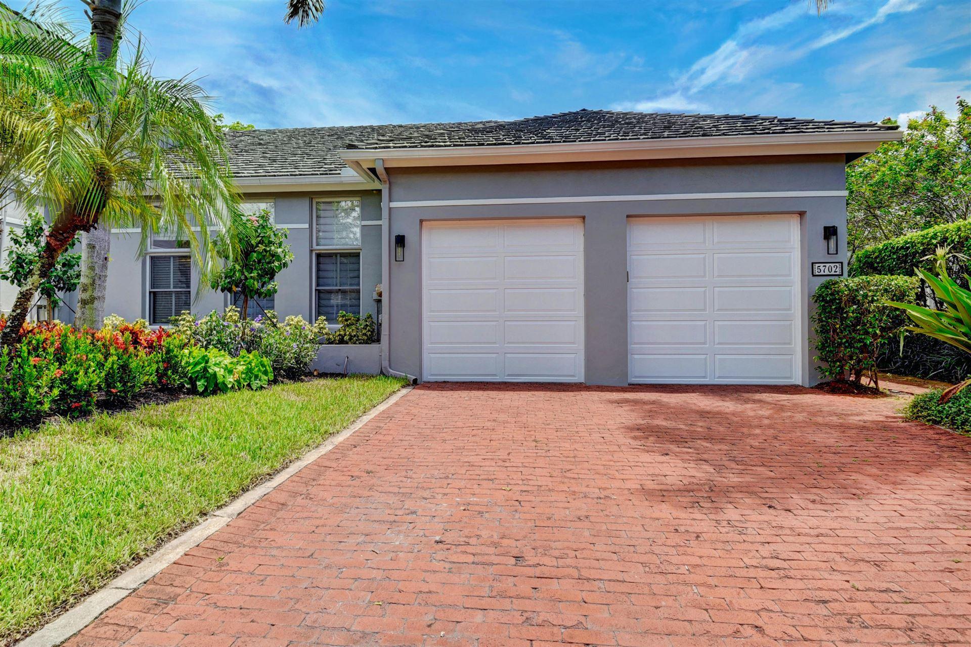 5702 NW 39th Avenue, Boca Raton, FL 33496 - #: RX-10646961