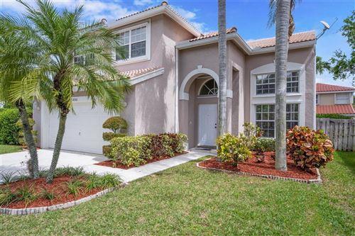 Photo of 8166 Mystic Harbor Circle, Boynton Beach, FL 33436 (MLS # RX-10698962)