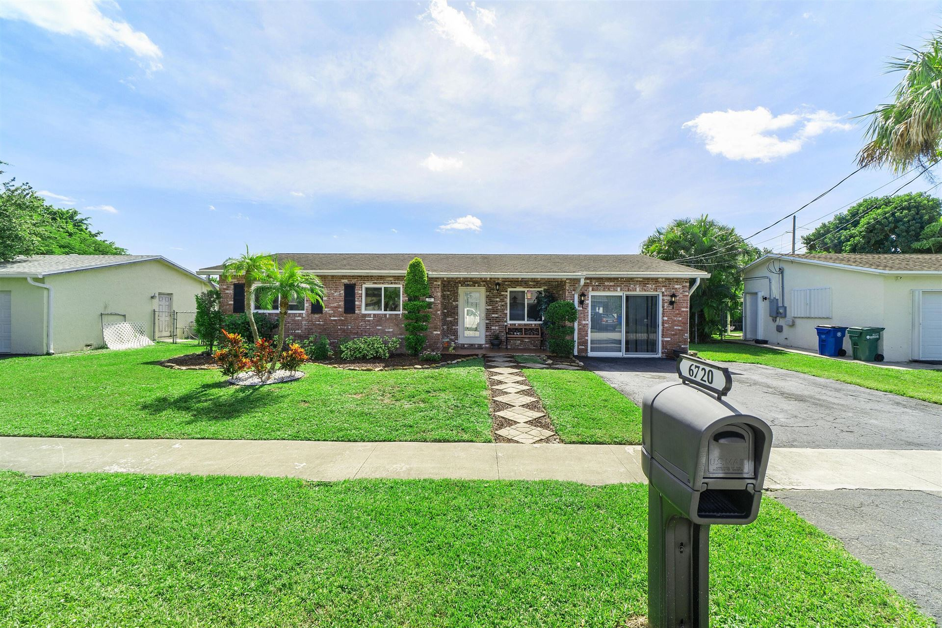 Photo of 6720 NW 27th Street, Margate, FL 33063 (MLS # RX-10747962)