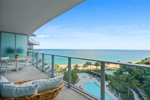 Photo of 2200 N Ocean Boulevard #N802, Fort Lauderdale, FL 33305 (MLS # RX-10644963)