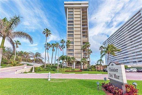 Photo of 1180 S Ocean Boulevard #8b, Boca Raton, FL 33432 (MLS # RX-10754963)