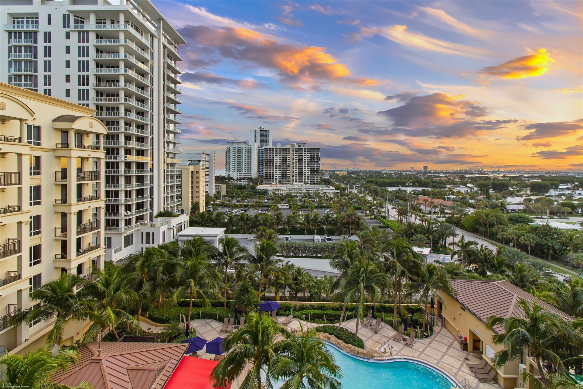Photo of 3800 N Ocean Drive #900, Singer Island, FL 33404 (MLS # RX-10649963)