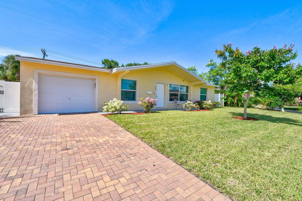 563 Palmetto Drive, West Palm Beach, FL 33403 - MLS#: RX-10722963