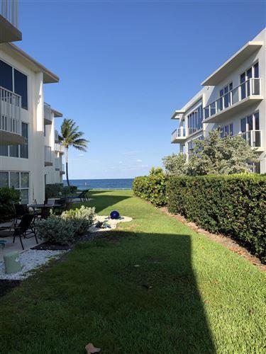 Photo of 1203 Hillsboro Mile #6 A, Hillsboro Beach, FL 33062 (MLS # RX-10536964)