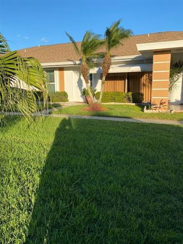 Photo of 116 Lakes End Drive #C, Fort Pierce, FL 34982 (MLS # RX-10673964)