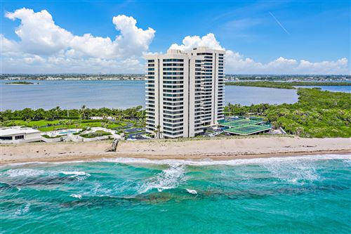 Photo of 5540 N Ocean Drive #14a, Singer Island, FL 33404 (MLS # RX-10733964)