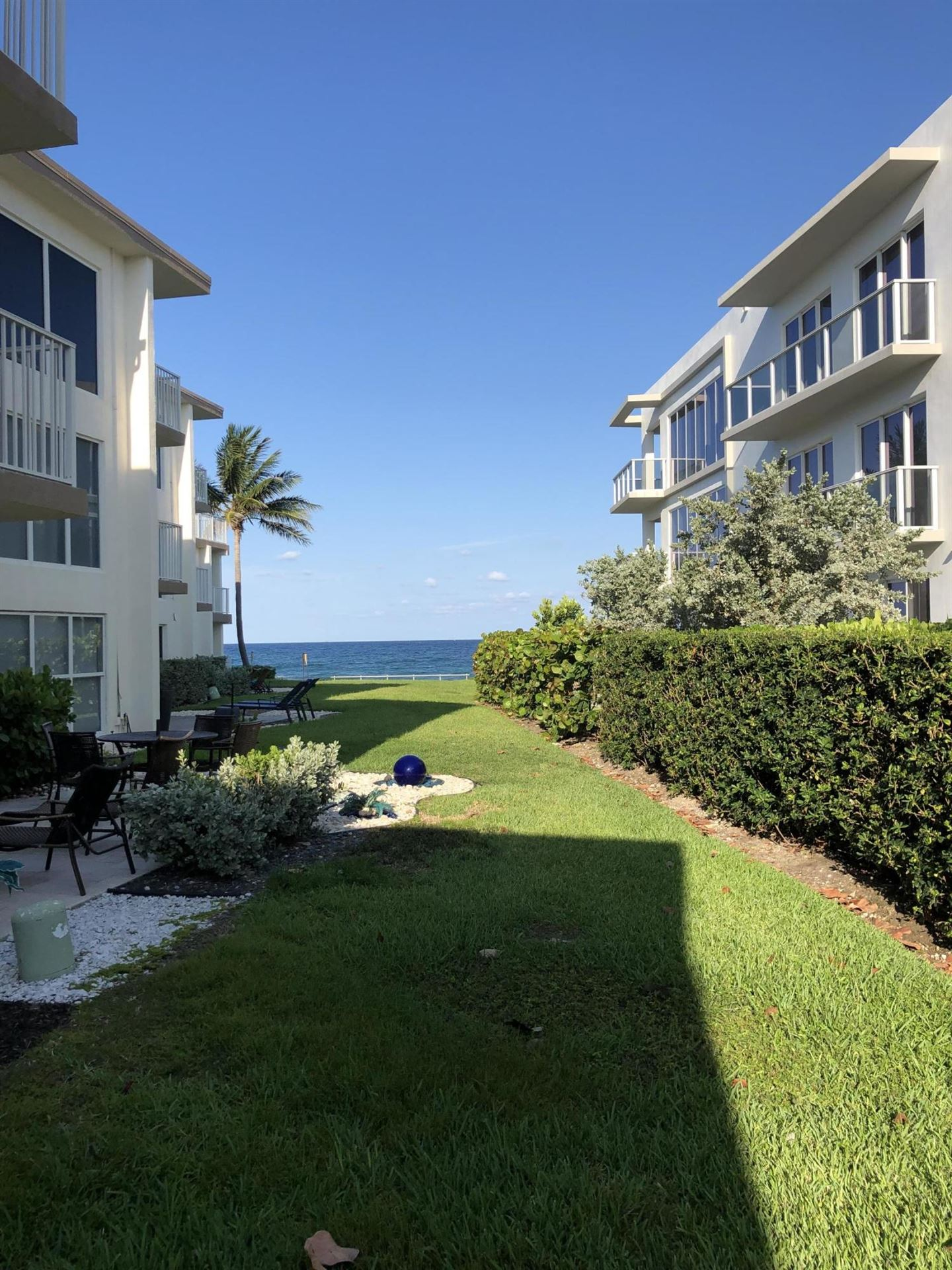 1203 Hillsboro Mile #6 A, Hillsboro Beach, FL 33062 - #: RX-10536964