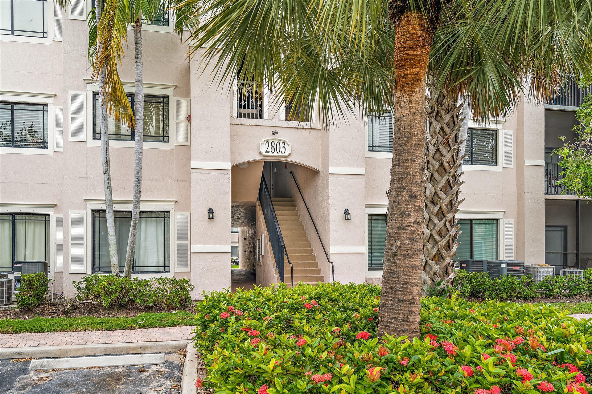 2803 Sarento Place #102, Palm Beach Gardens, FL 33410 - #: RX-10642964