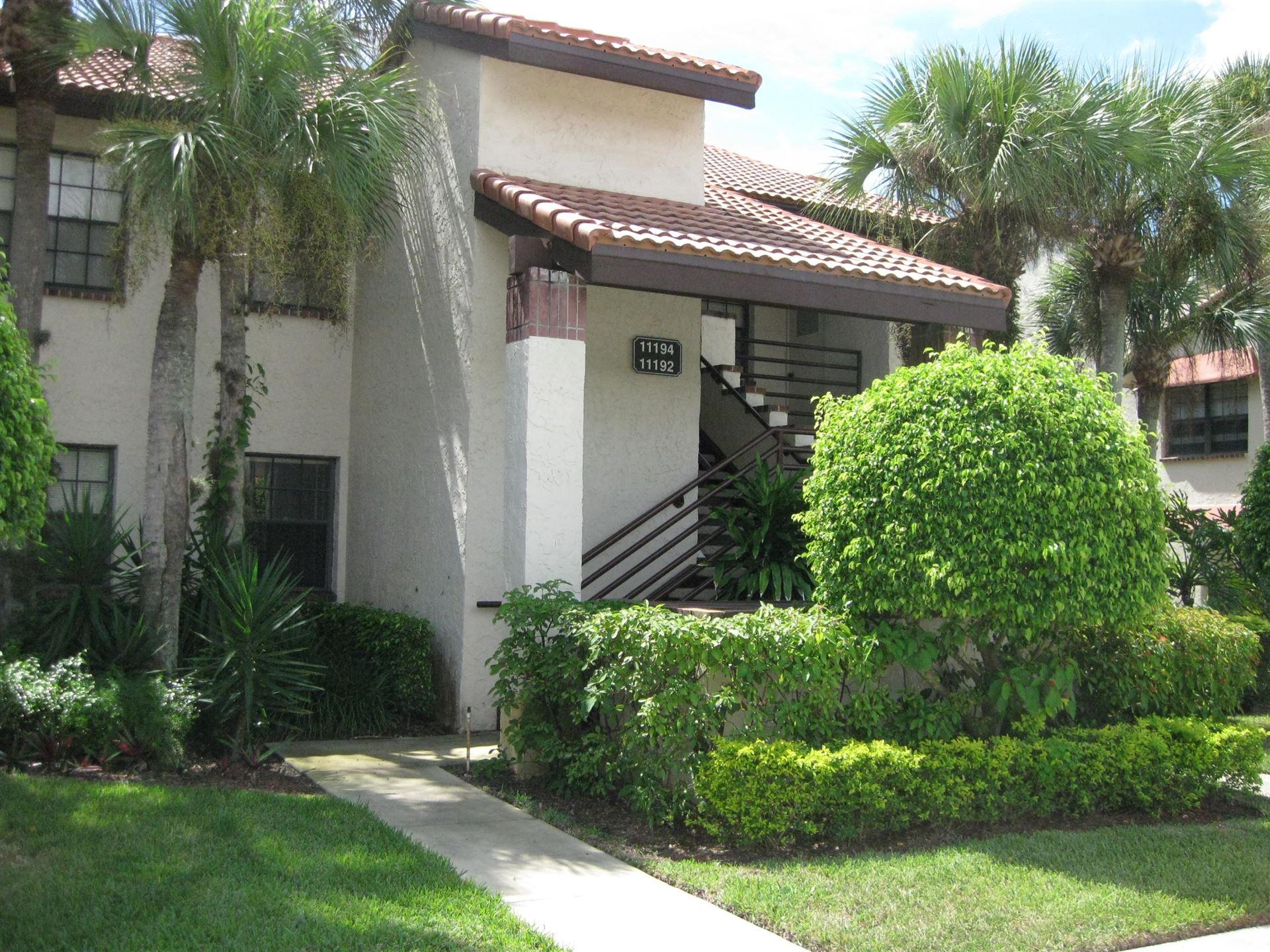 11194 Aspen Glen Drive #204, Boynton Beach, FL 33437 - #: RX-10719964