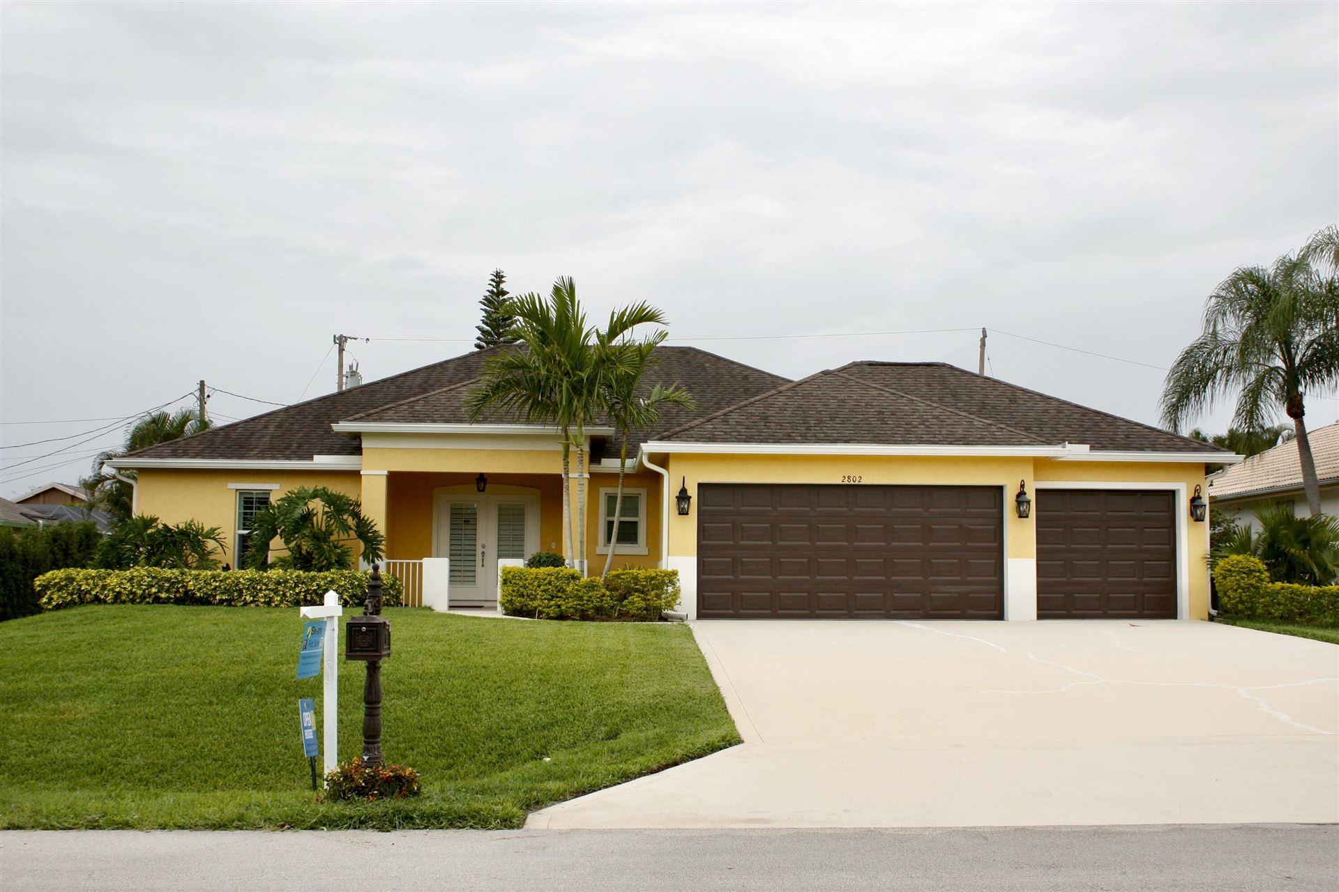 2802 SE Pace Drive, Port Saint Lucie, FL 34984 - #: RX-10724964