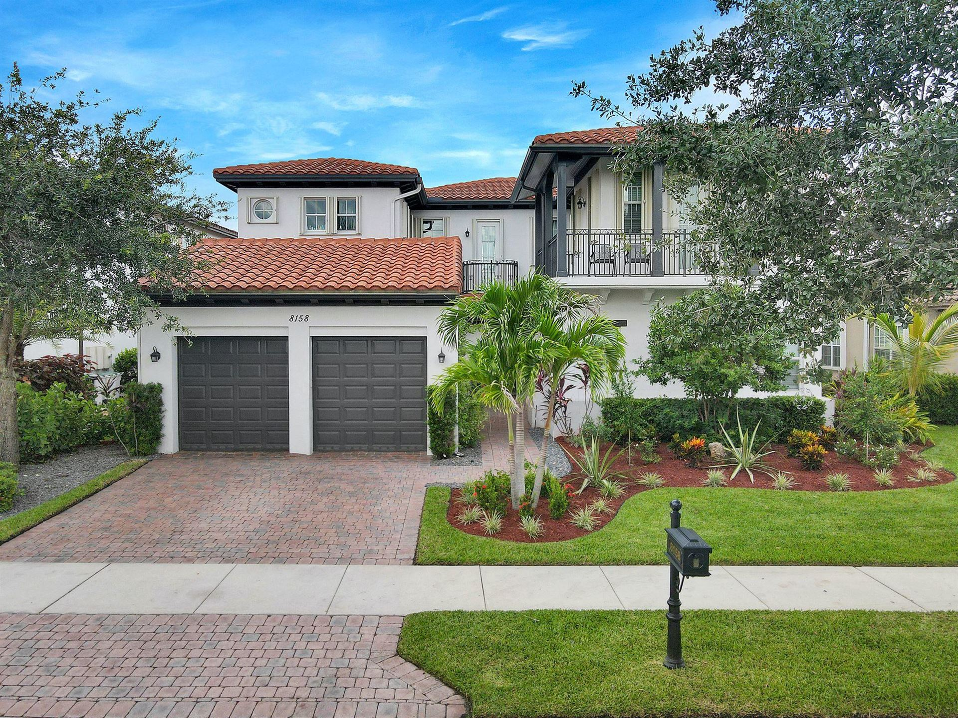 Photo of 8158 NW 124th Terrace, Parkland, FL 33076 (MLS # RX-10646965)
