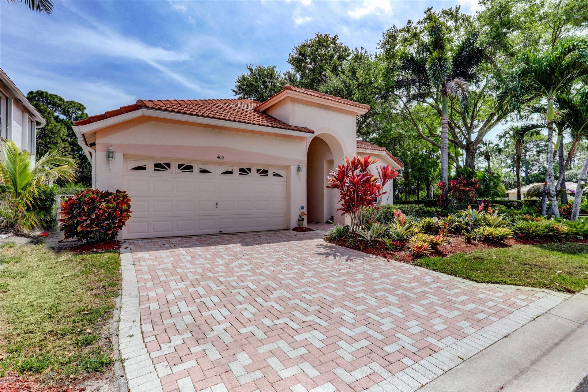 400 Woodview Circle, Palm Beach Gardens, FL 33418 - #: RX-10702965