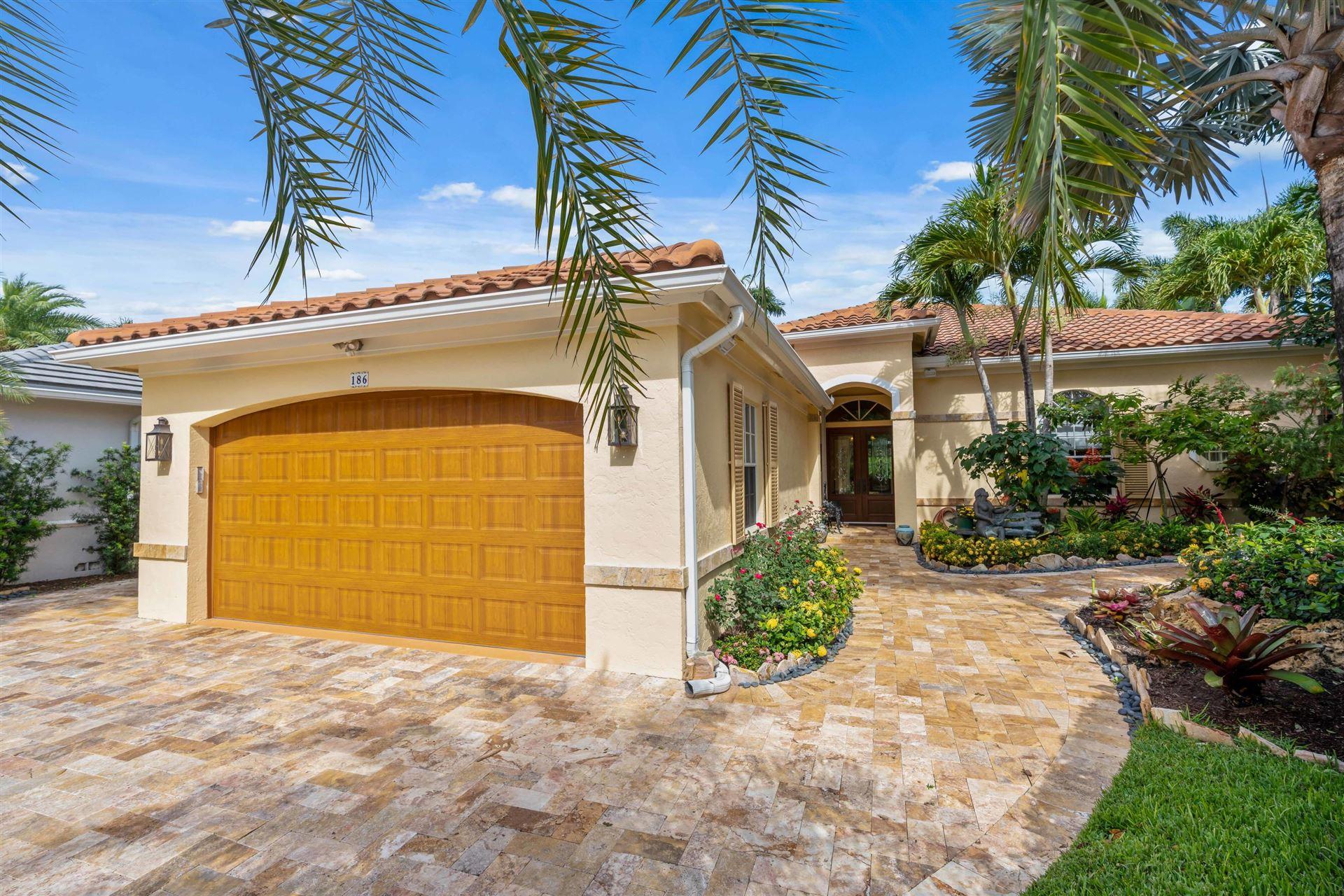 186 Golf Village Boulevard, Jupiter, FL 33458 - MLS#: RX-10717965