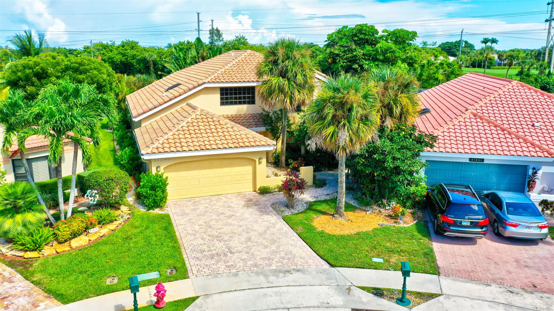 21020 Cottonwood Drive, Boca Raton, FL 33428 - MLS#: RX-10751965