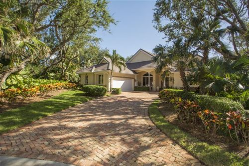 Photo of 11 S White Jewel Court, Indian River Shores, FL 32963 (MLS # RX-10542966)