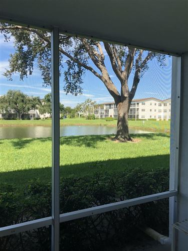 Photo of 512 Fanshaw M, Boca Raton, FL 33434 (MLS # RX-10603966)