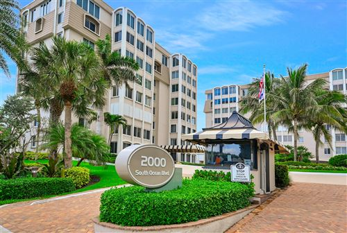 Photo of 2000 S Ocean Boulevard #408, Delray Beach, FL 33483 (MLS # RX-10732966)
