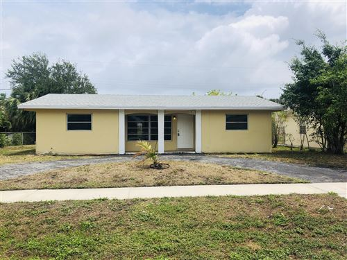 Photo of Listing MLS rx in 106 N Ware Drive West Palm Beach FL 33409