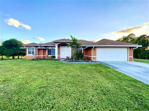 Photo of 17830 Orange Grove Boulevard, Loxahatchee, FL 33470 (MLS # RX-10673967)
