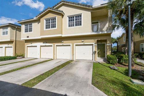 Photo of 3037 Grandiflora Drive #3203, Greenacres, FL 33467 (MLS # RX-10675967)