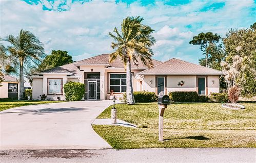 Photo of 5300 NW Almond Avenue, Port Saint Lucie, FL 34986 (MLS # RX-10752967)