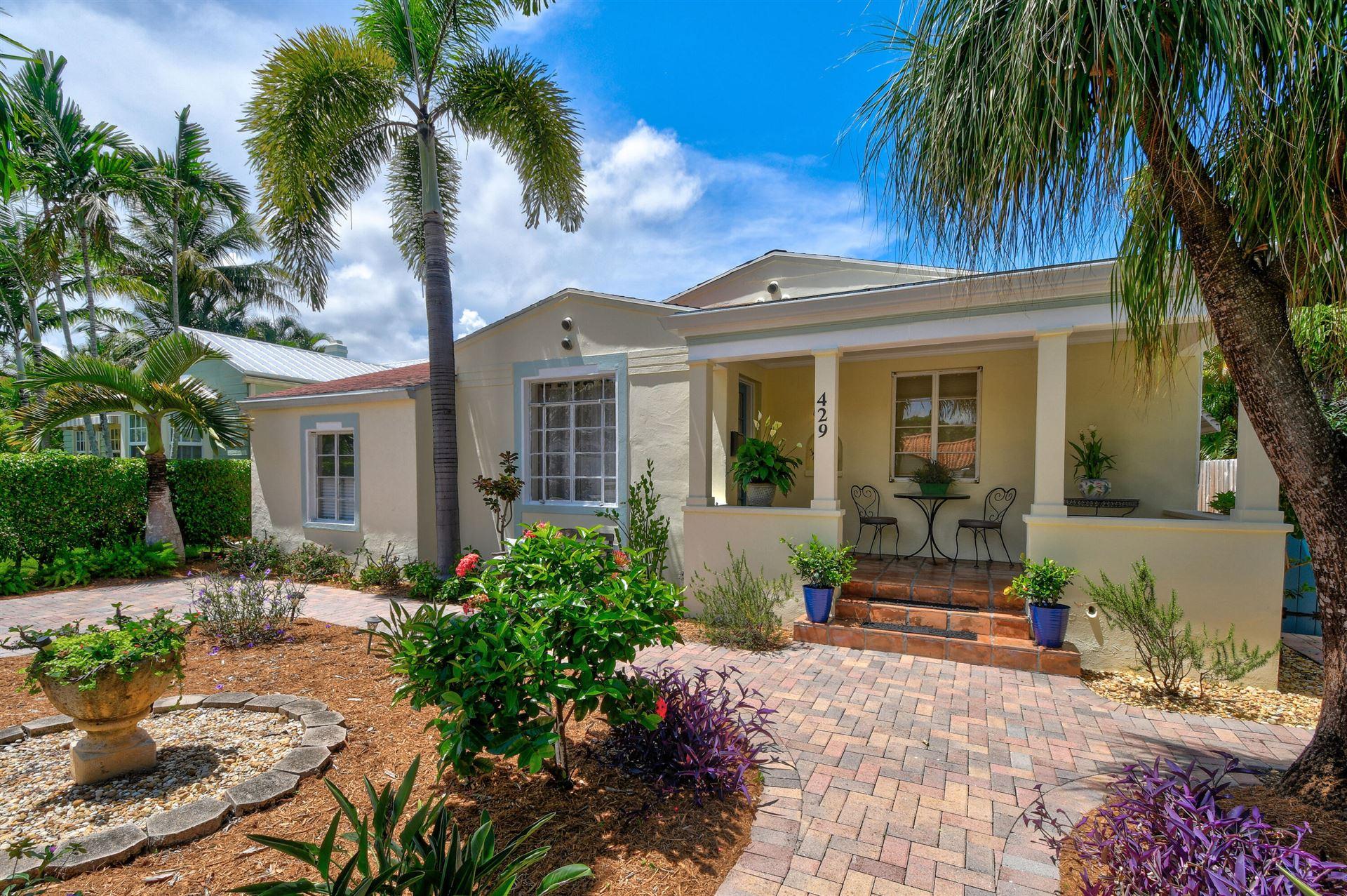 429 28th Street, West Palm Beach, FL 33407 - MLS#: RX-10731967