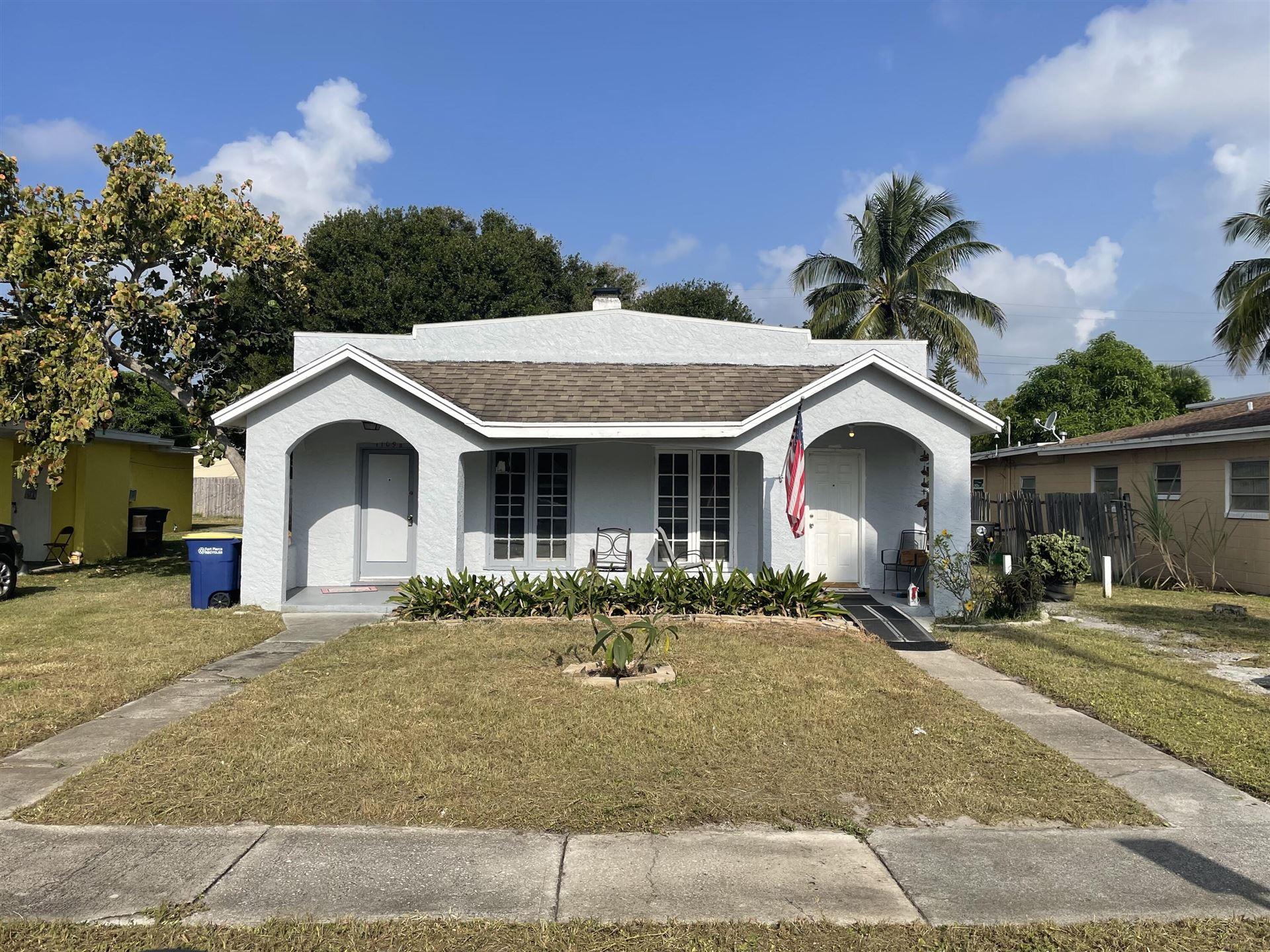 1109 Colonial Road, Fort Pierce, FL 34950 - #: RX-10750967