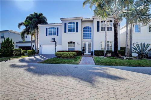 Photo of 6031 NW 43rd Terrace, Boca Raton, FL 33496 (MLS # RX-10685968)