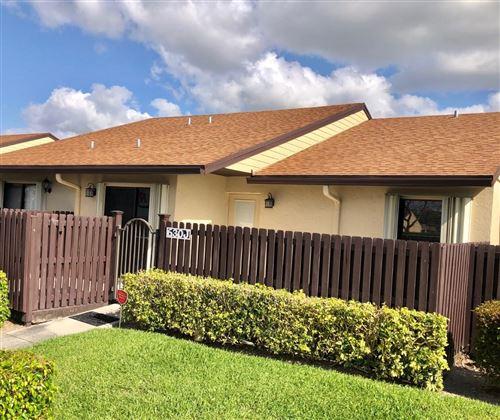Photo of 630 Sea Pine J Way #J, Greenacres, FL 33415 (MLS # RX-10706968)