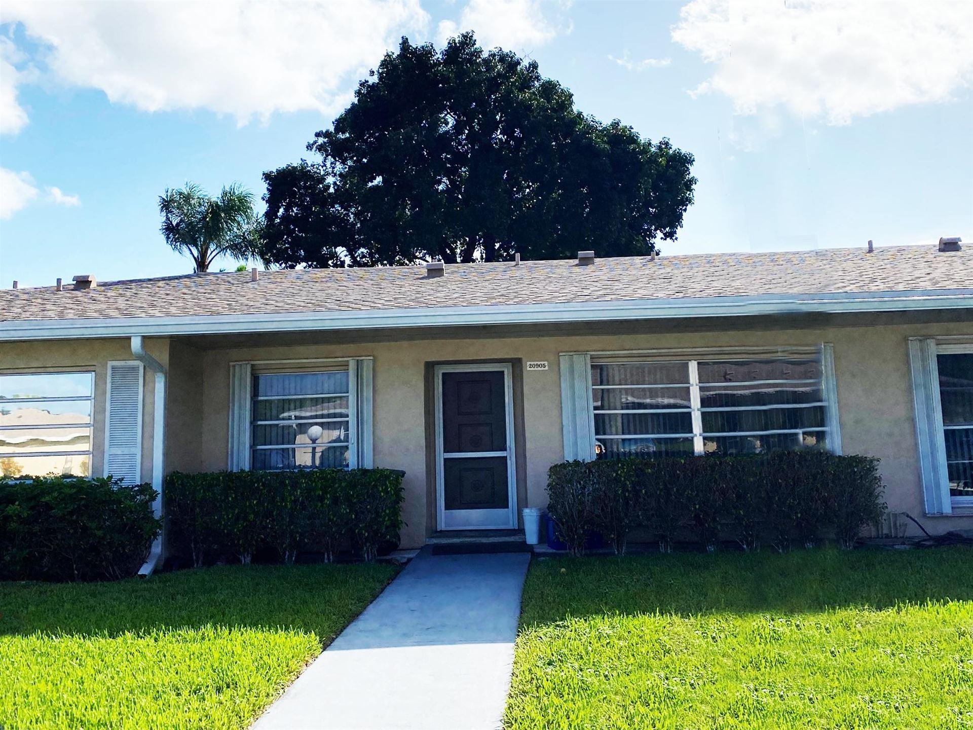 20905 Sedgewick Drive, Boca Raton, FL 33433 - #: RX-10668968