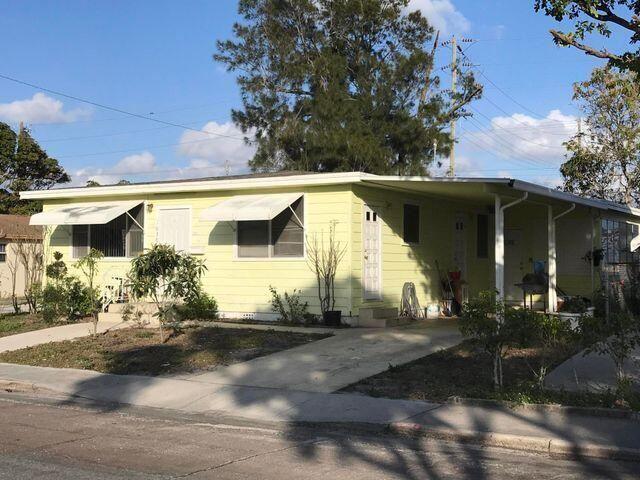 1030 N F Street, Lake Worth, FL 33460 - MLS#: RX-10709968