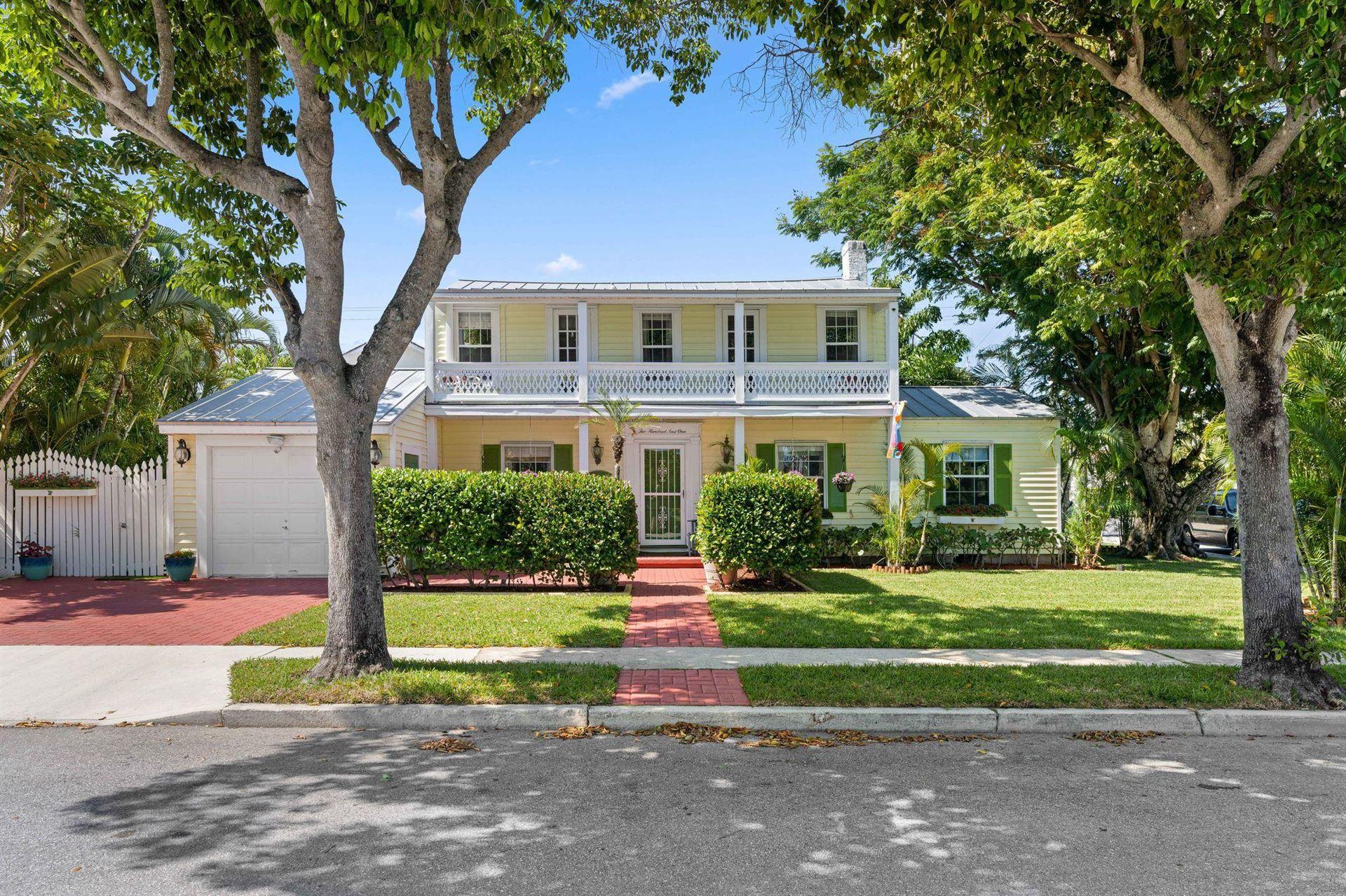 201 Nottingham Boulevard, West Palm Beach, FL 33405 - MLS#: RX-10715968
