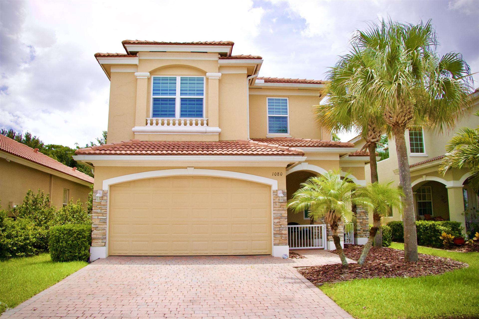 1080 NW Leonardo Circle, Port Saint Lucie, FL 34986 - MLS#: RX-10732968