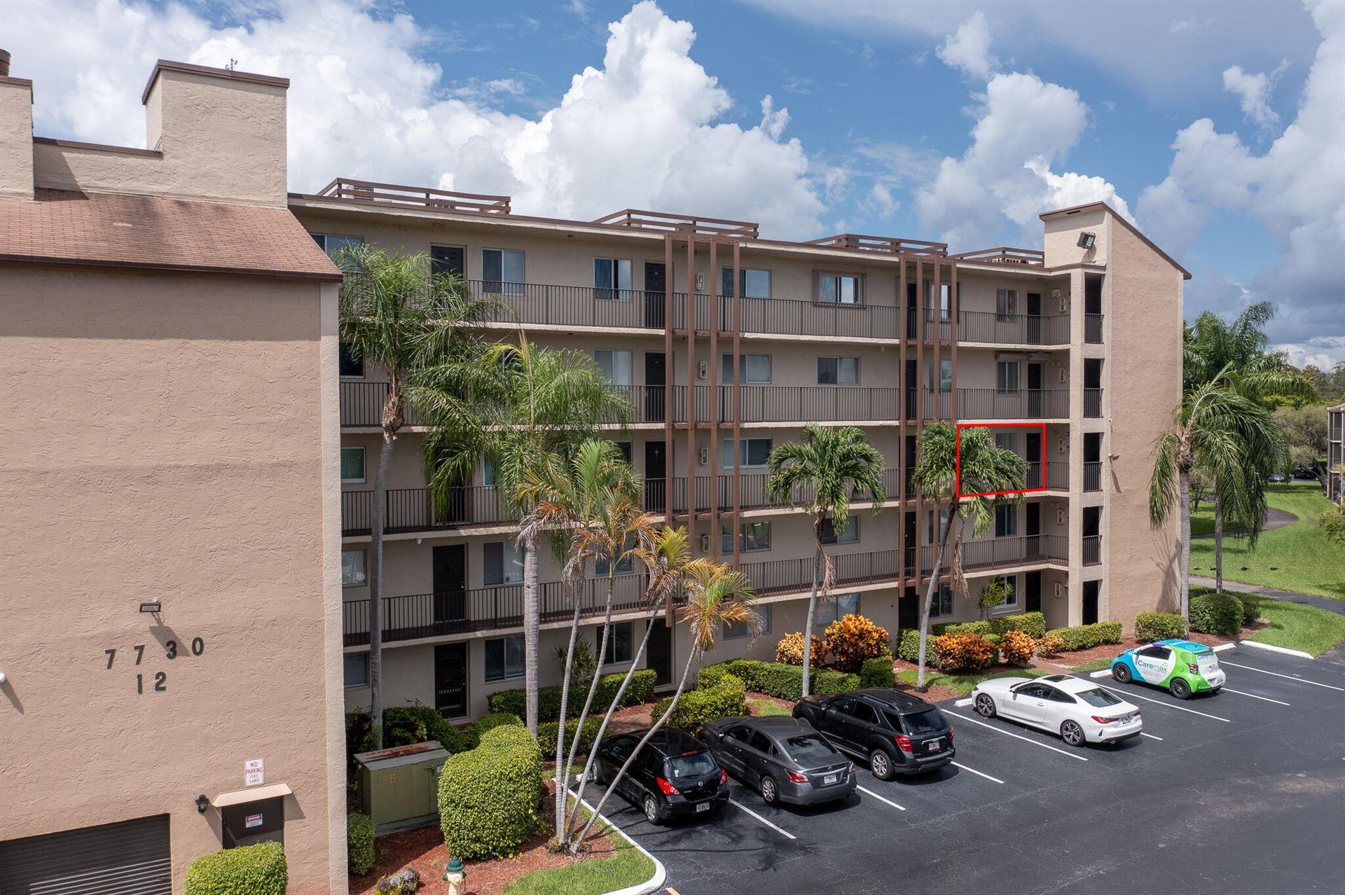 7730 NW 50th Street #310, Lauderhill, FL 33351 - MLS#: RX-10746968