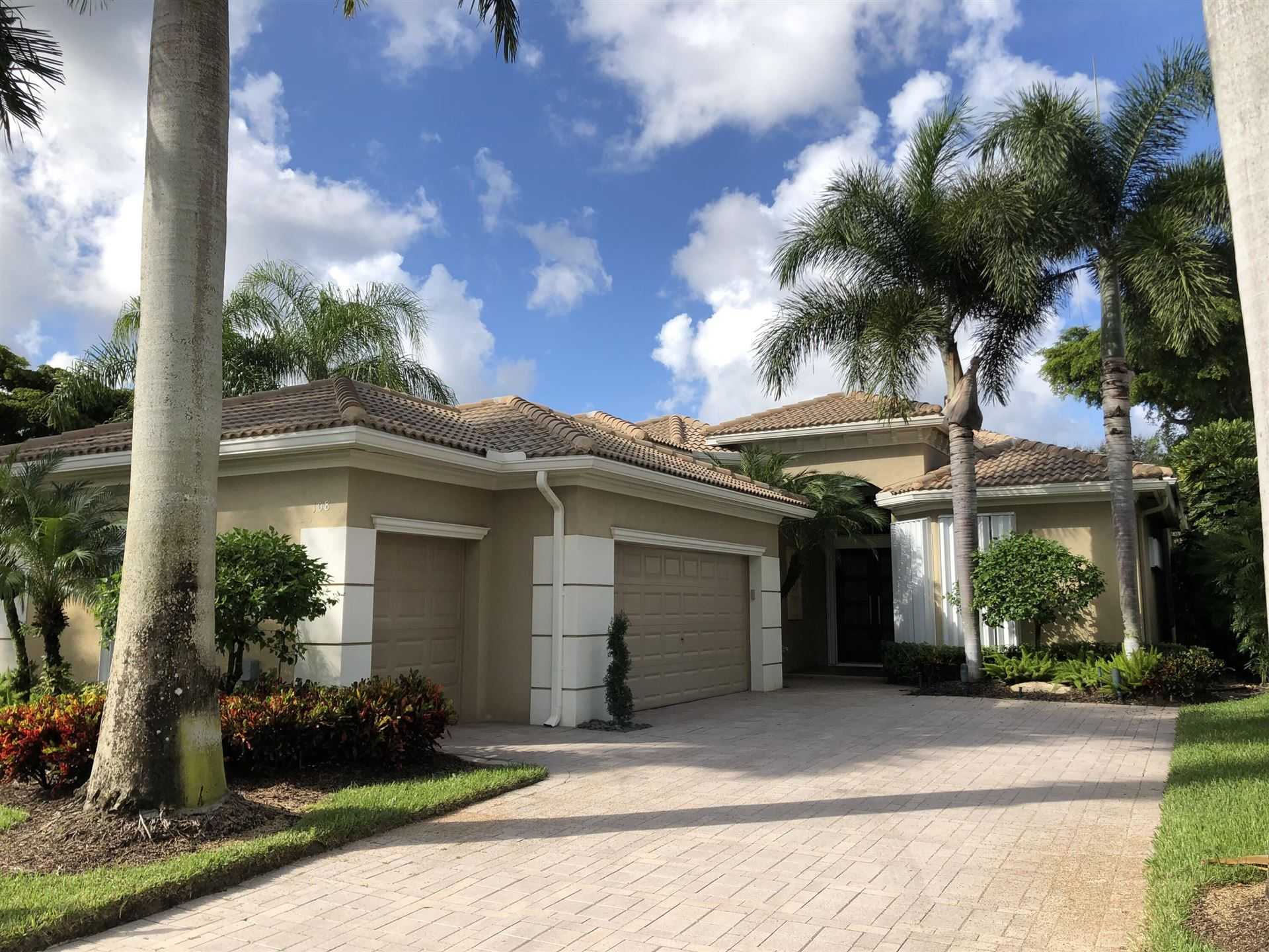 Photo of 108 Orchid Cay Drive, Palm Beach Gardens, FL 33418 (MLS # RX-10749968)